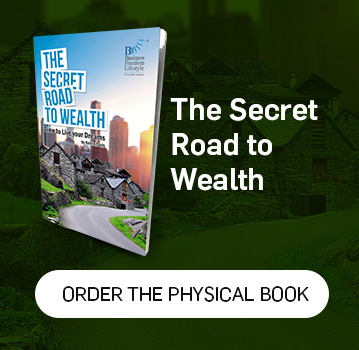The secret road to wealth