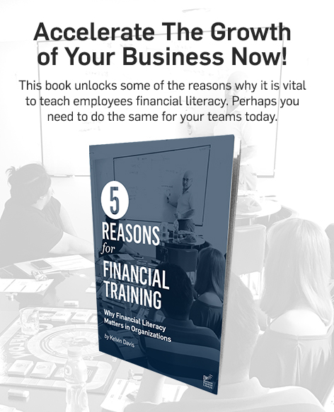 5 reasons for financial training